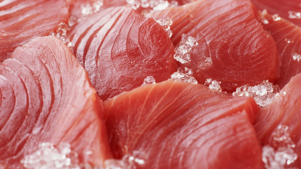 Company recalls tuna products in N.C., Va. for scombroid poisoning