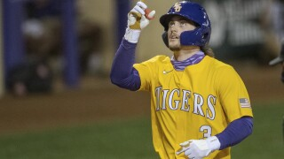 Dylan Crews - Nicholls St LSU Baseball