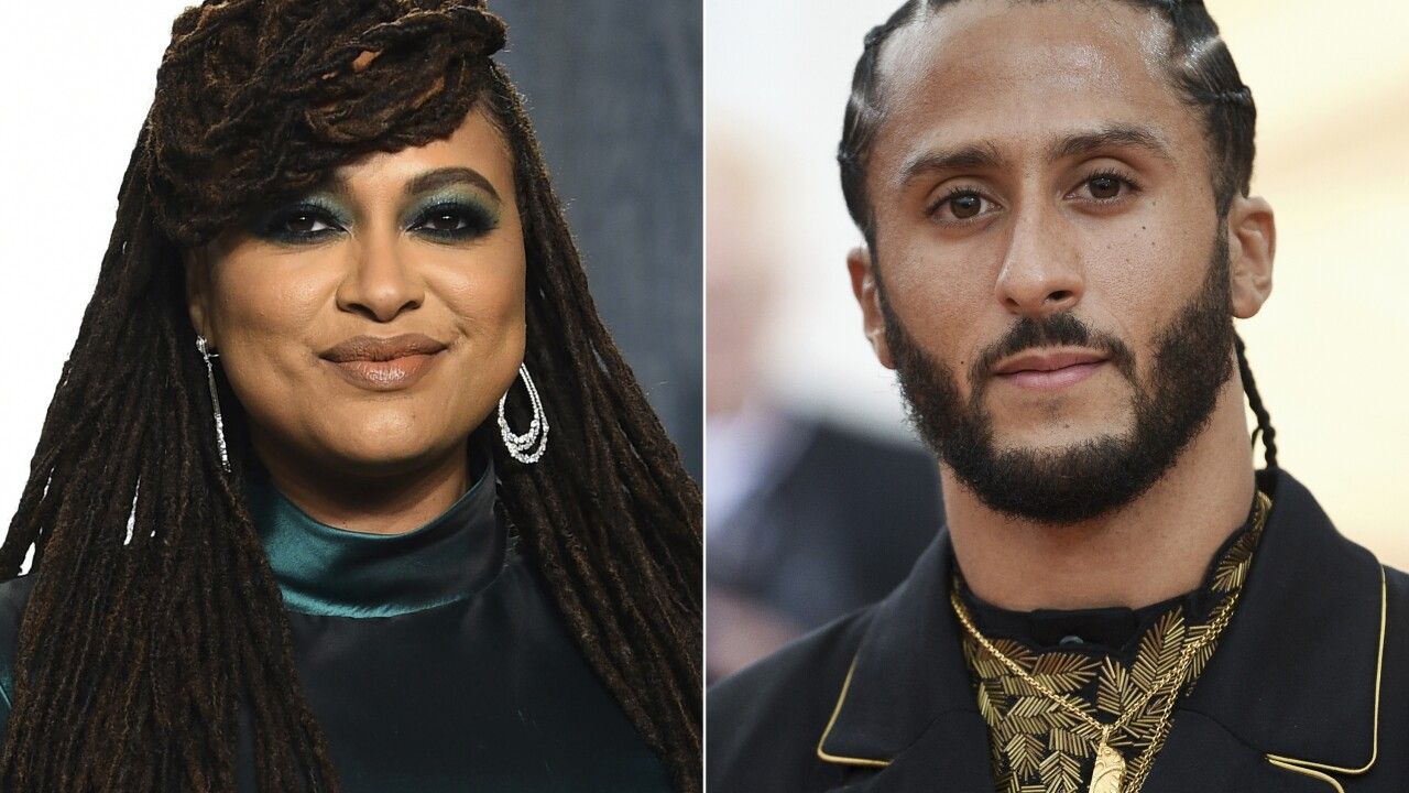 DuVernay teams up with Kaepernick for Netflix drama about his path to activism