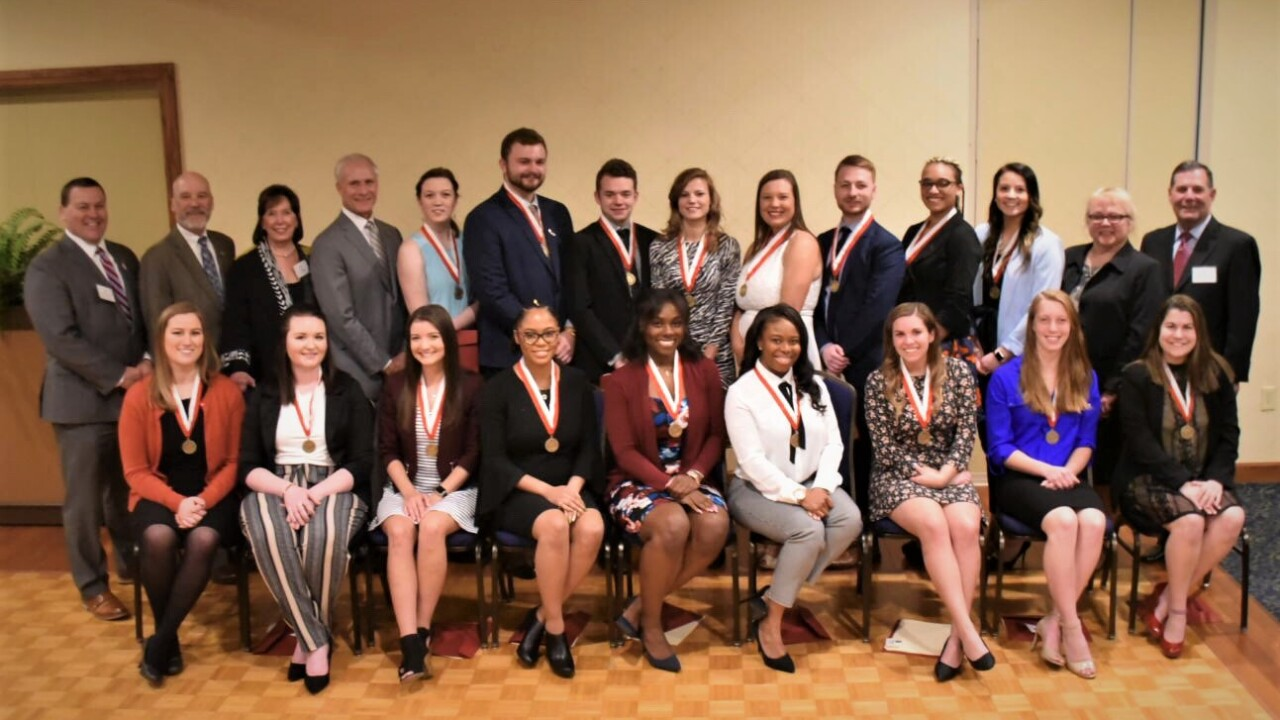 Olivet College President's Leadership Institue 2019 Fellows.jpeg