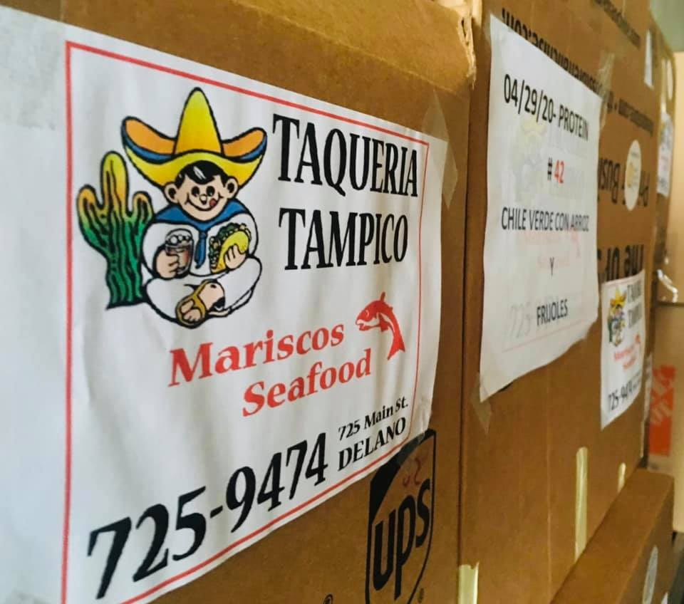UFW helps deliver 4,000 meals to farm worker families in Delano