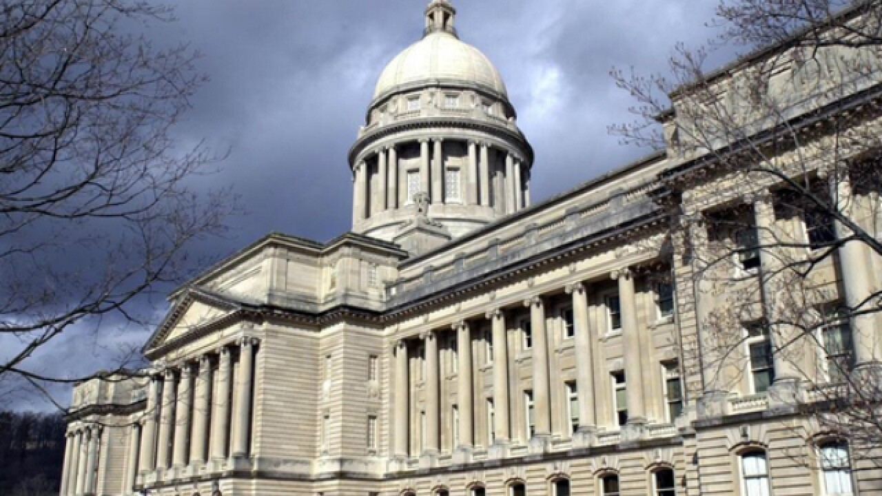 Ky. House, last southern legislative body under Democrats' control, just fell to GOP