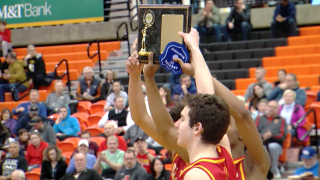 Olean wins B-1 Title