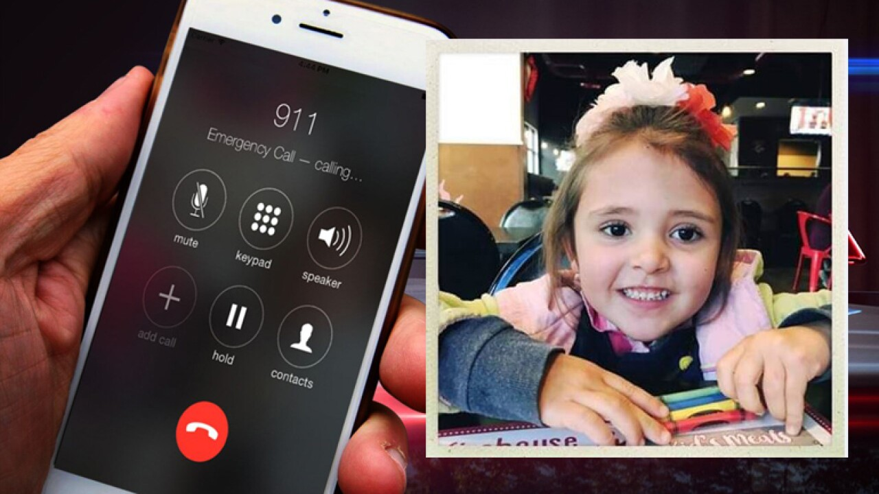 'We woke up and the front door's wide open' – Listen to the 911 call placed after Elizabeth Shelley'sdisappearance