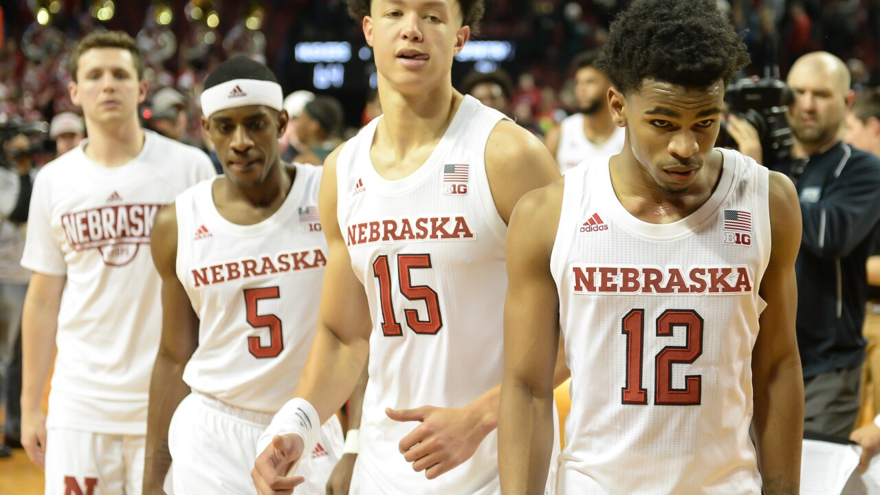 nebraska men's basketball