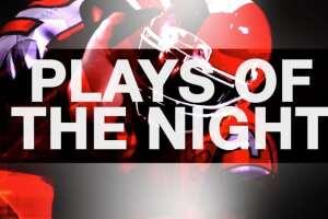 VOTE: Play of the Night Week 6