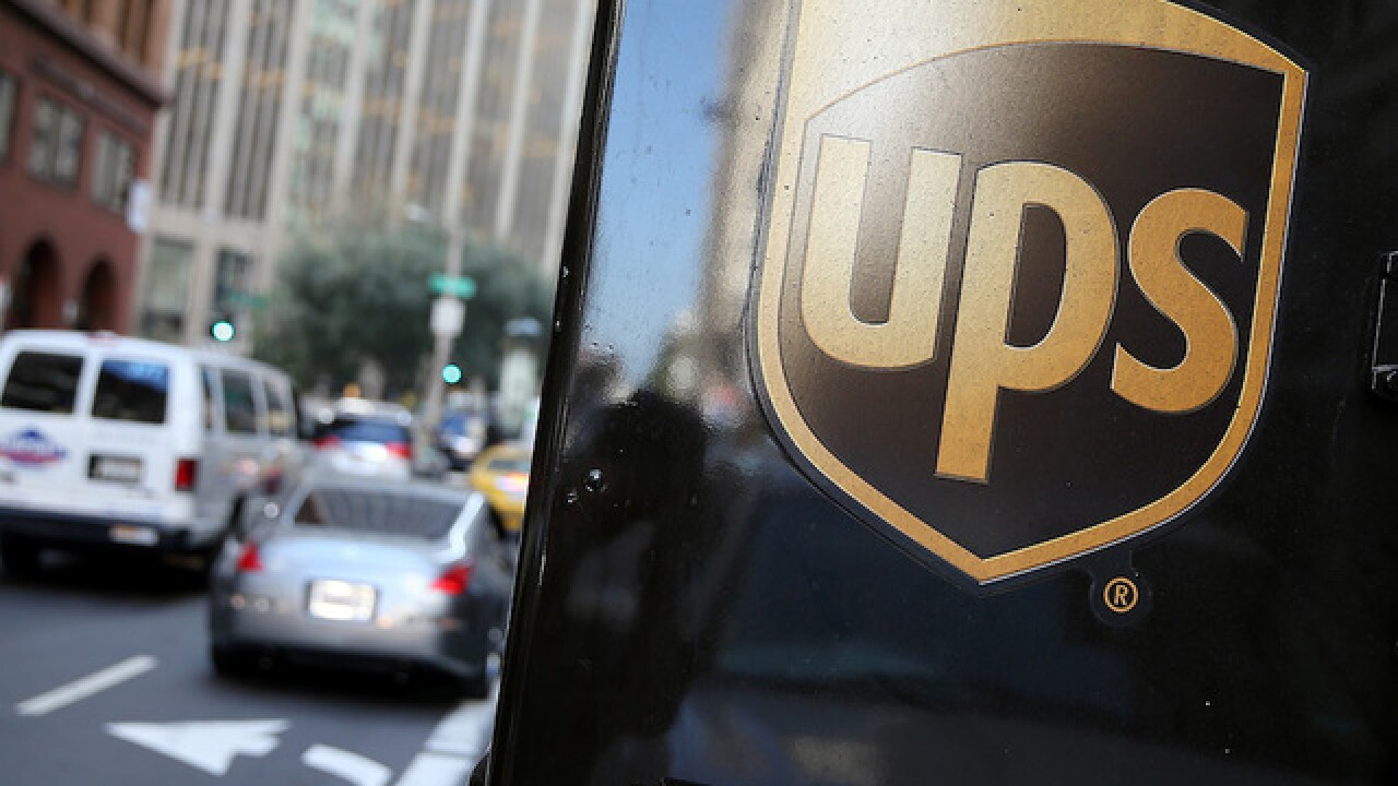 Christmas surprise: UPS delivers assault rifle instead of toy