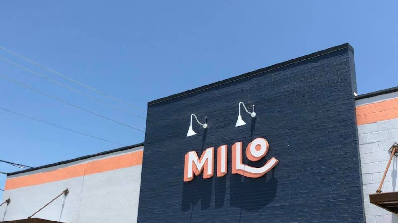 Milo All Day restaurant opens up in Waco