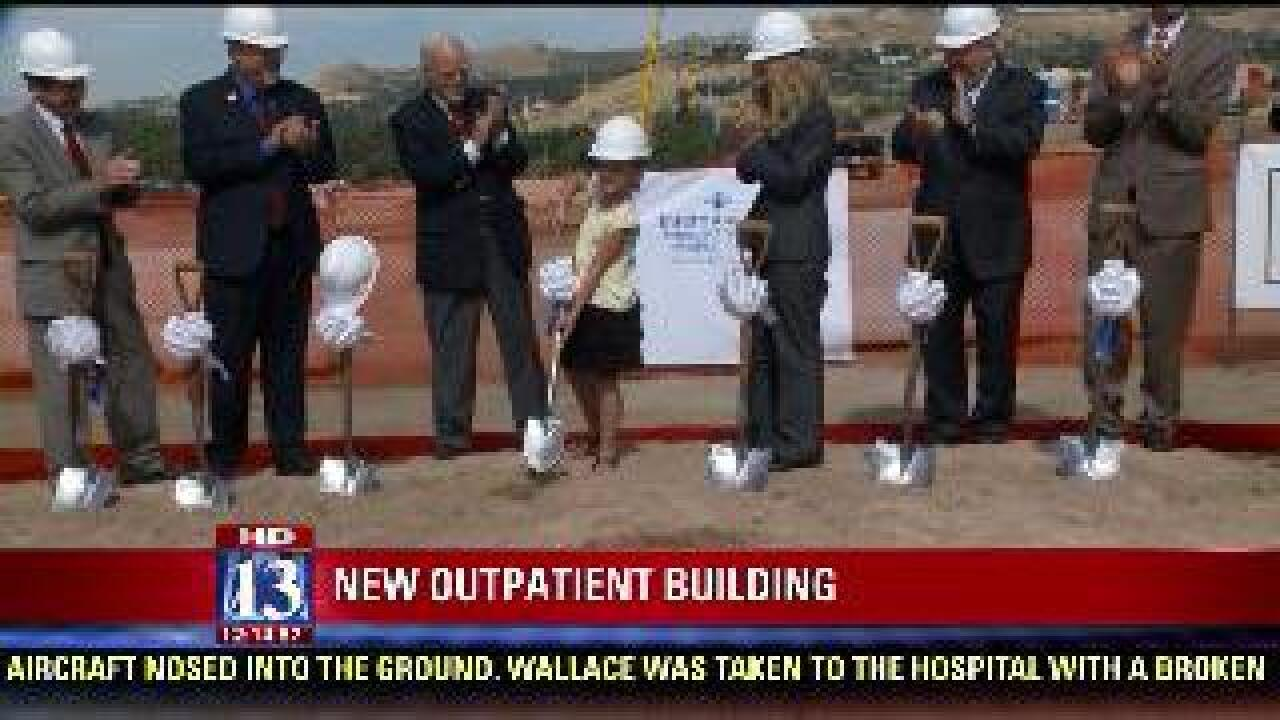 Construction starts on new Primary Children's outpatient building