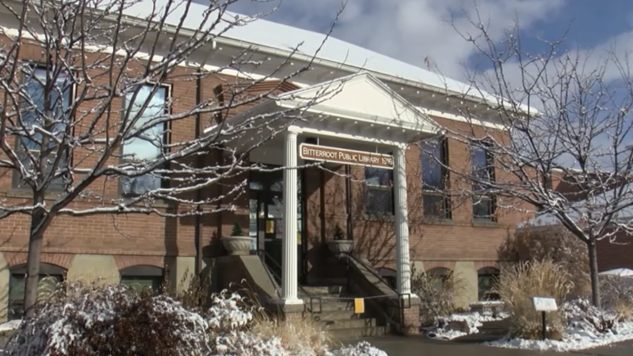 Bitterroot Public Library