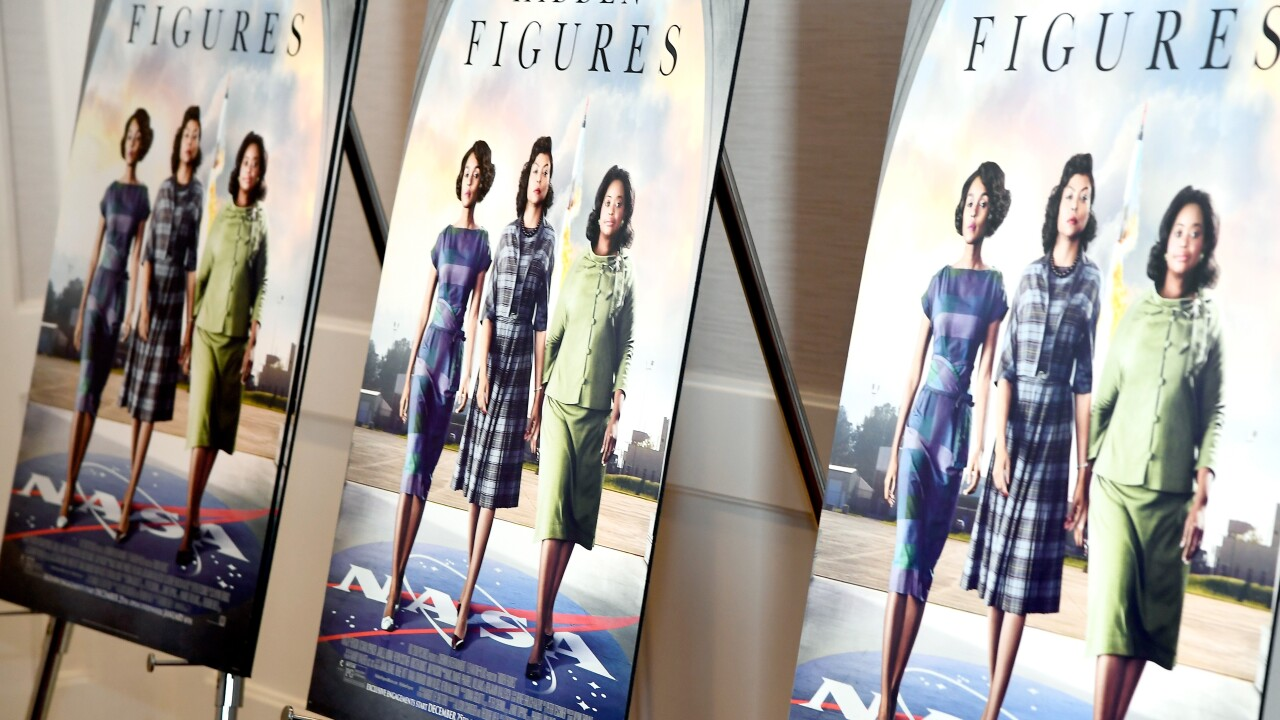 1,500 Richmond students take field trip to see 'Hidden Figures'