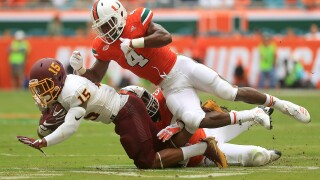 Bills select safety Jaquan Johnson in sixth round