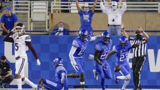 Mississippi St Kentucky Football