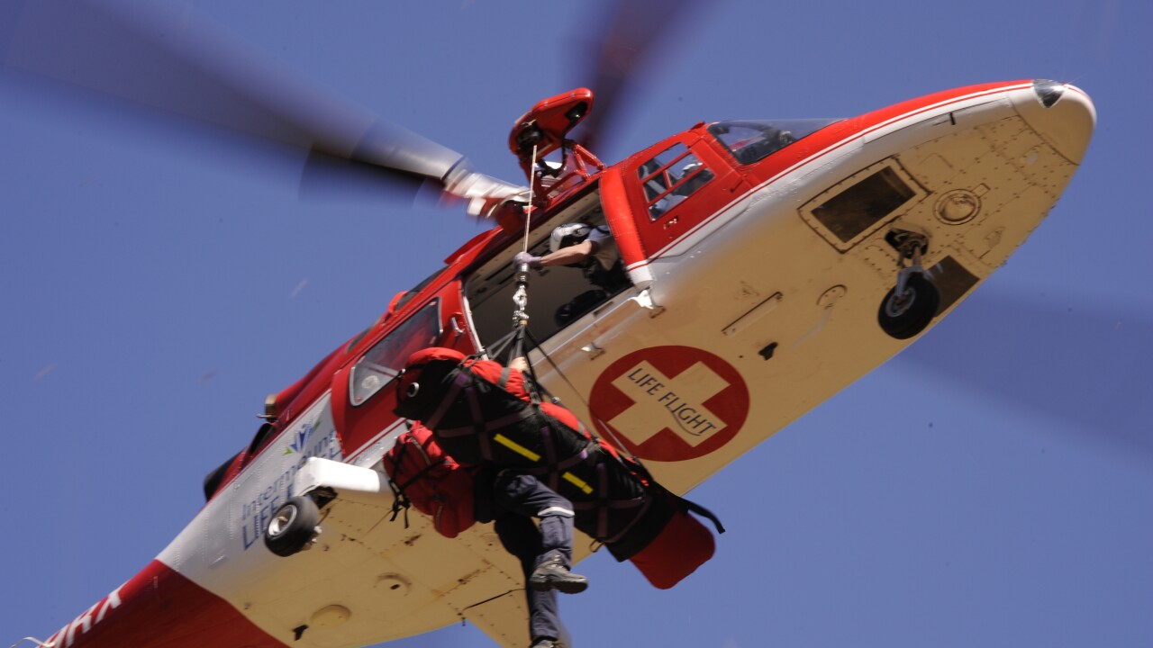 Davis County rescues hiker from fall on Adam's Canyon Trail