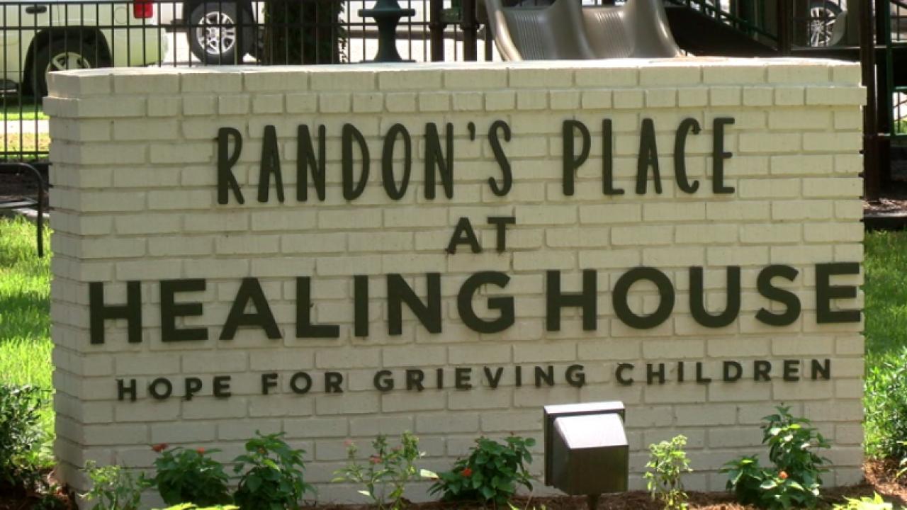 Healing House sign randon's house.PNG