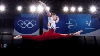 German gymnasts hope unitards become Olympic fashion trend with legs