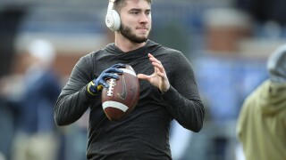 Shea Patterson says he feels 'more natural' in Michigan's new offense