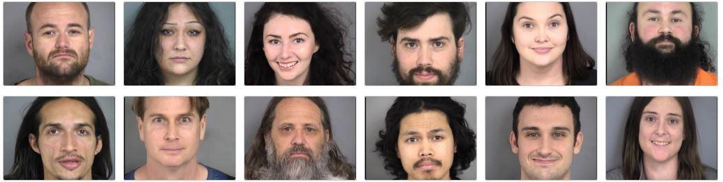 Occupy Fremont mugshots.JPG