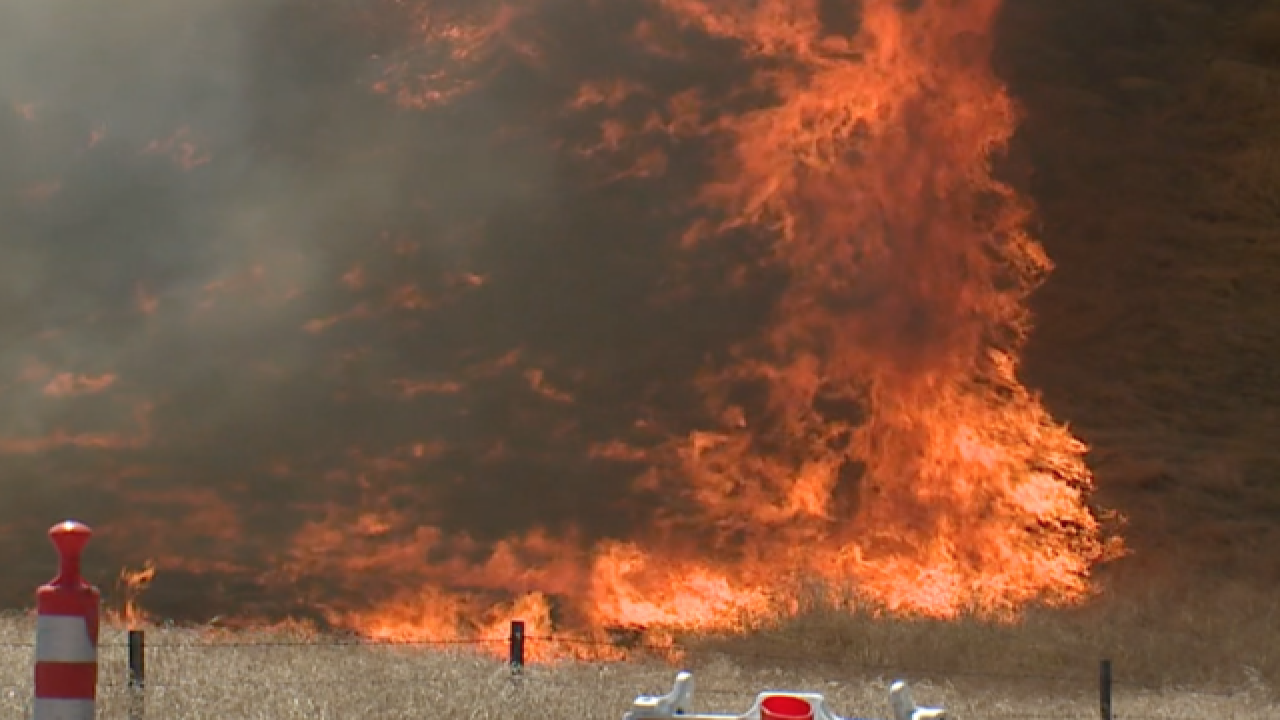 It's wildfire season! Here's how to prepare