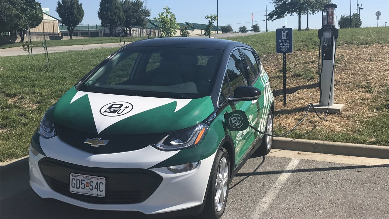 platte city electric vehicle charging station