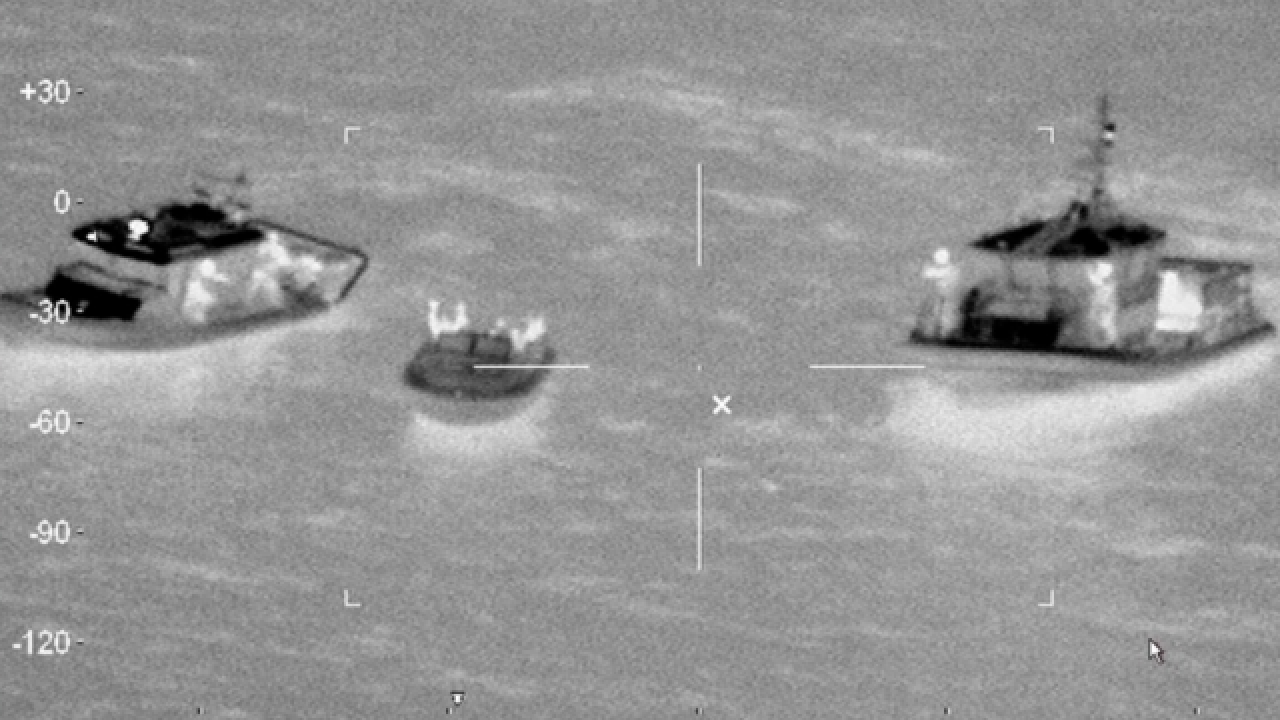 Officials: Suspected smugglers stopped near Boca