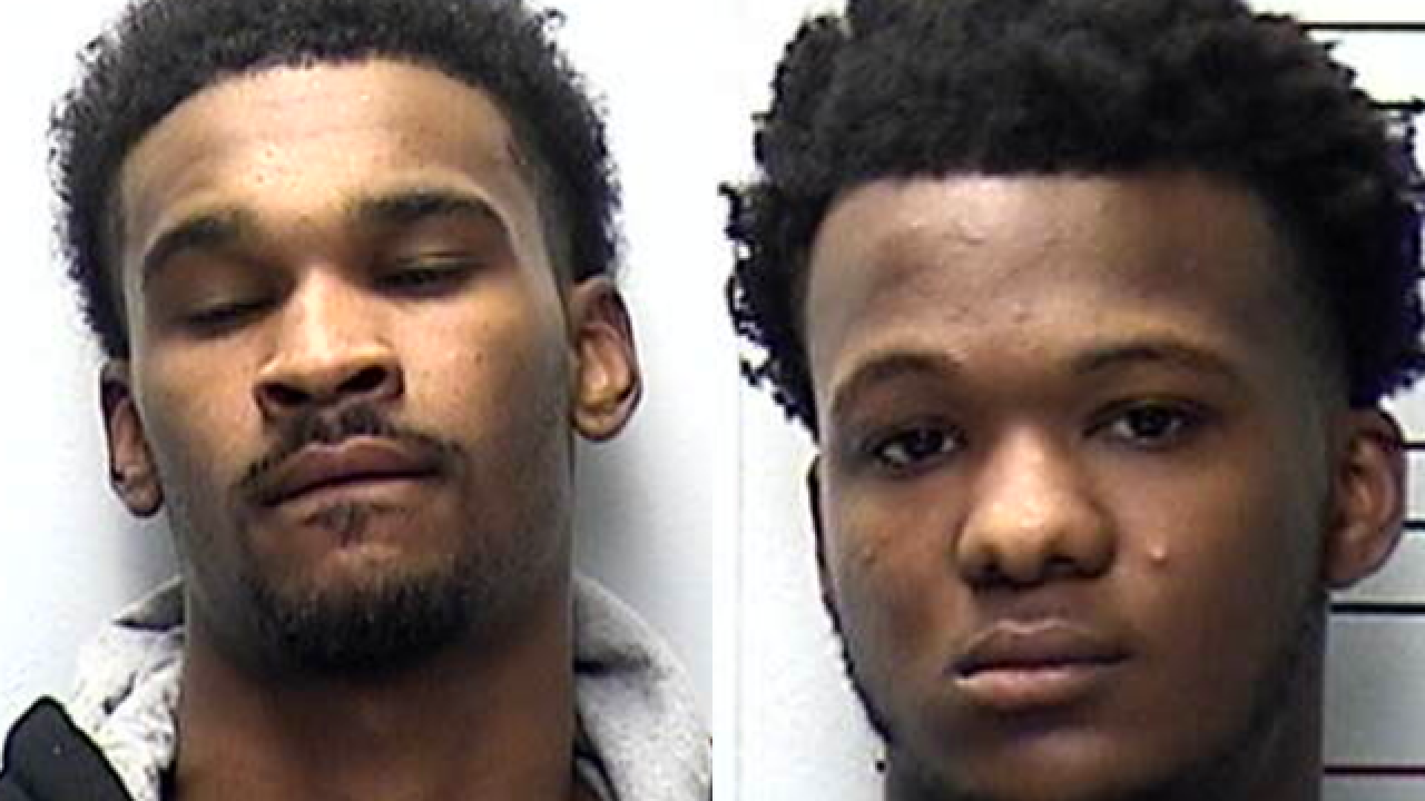 Police: Middletown thieves arrested fewer than 10 minutes after robbery