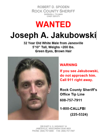 What we know about Joseph Jakubowski