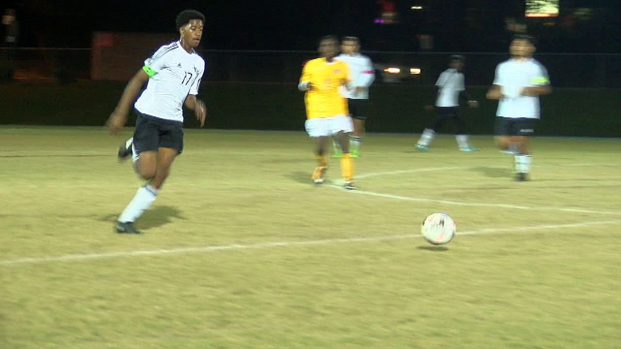 Rickards Handles Godby On The Pitch, Godby Beats Chiles On The Hardwood
