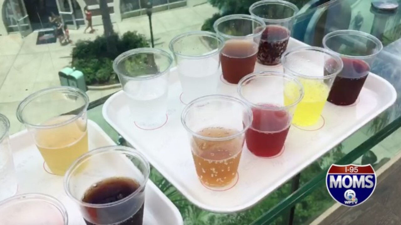 Have you been to the Rooftop Bar at the Coca Cola Store?