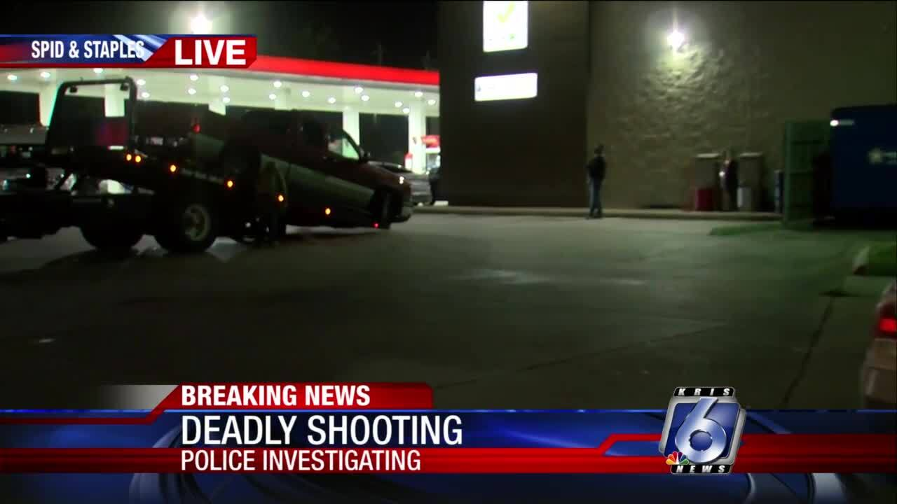 CCPD investigating shooting at Staples and SPID