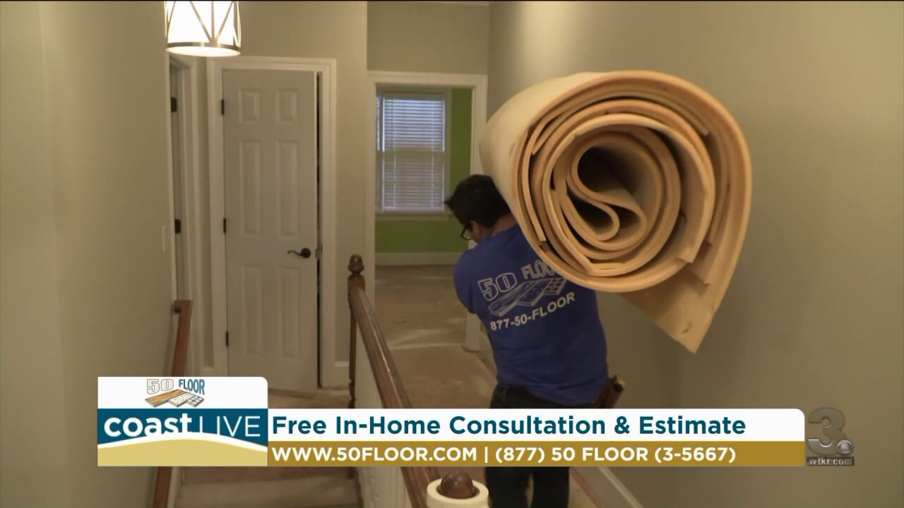 New wallpaper tips and and great flooring options on CoastLive