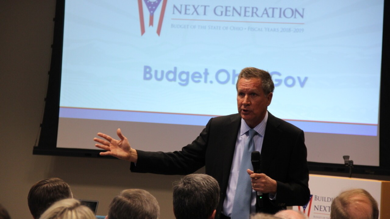 Gov. Kasich unveils tightened state budget: here's what you need to know