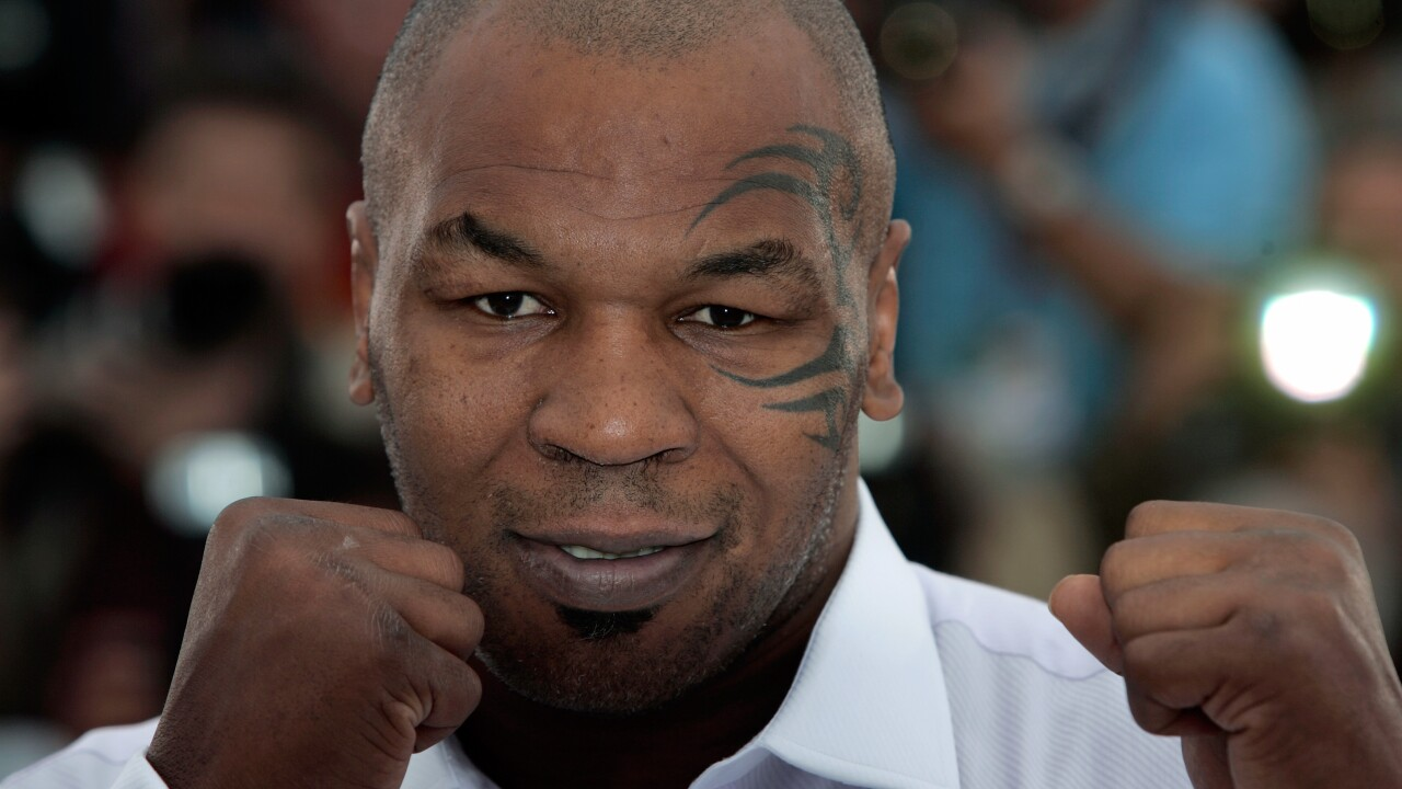 Mike Tyson Tweets About Voting In 2020 For First Time Nevada Law Change Made It Possible