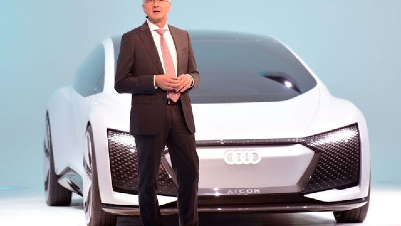 Audi CEO Rupert Stadler arrested as part of investigation into emissions cheating