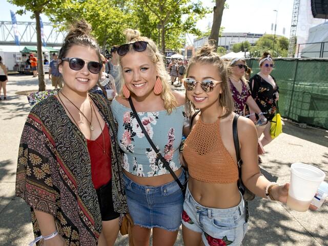 Day 1 at the 2017 Bunbury Music Festival