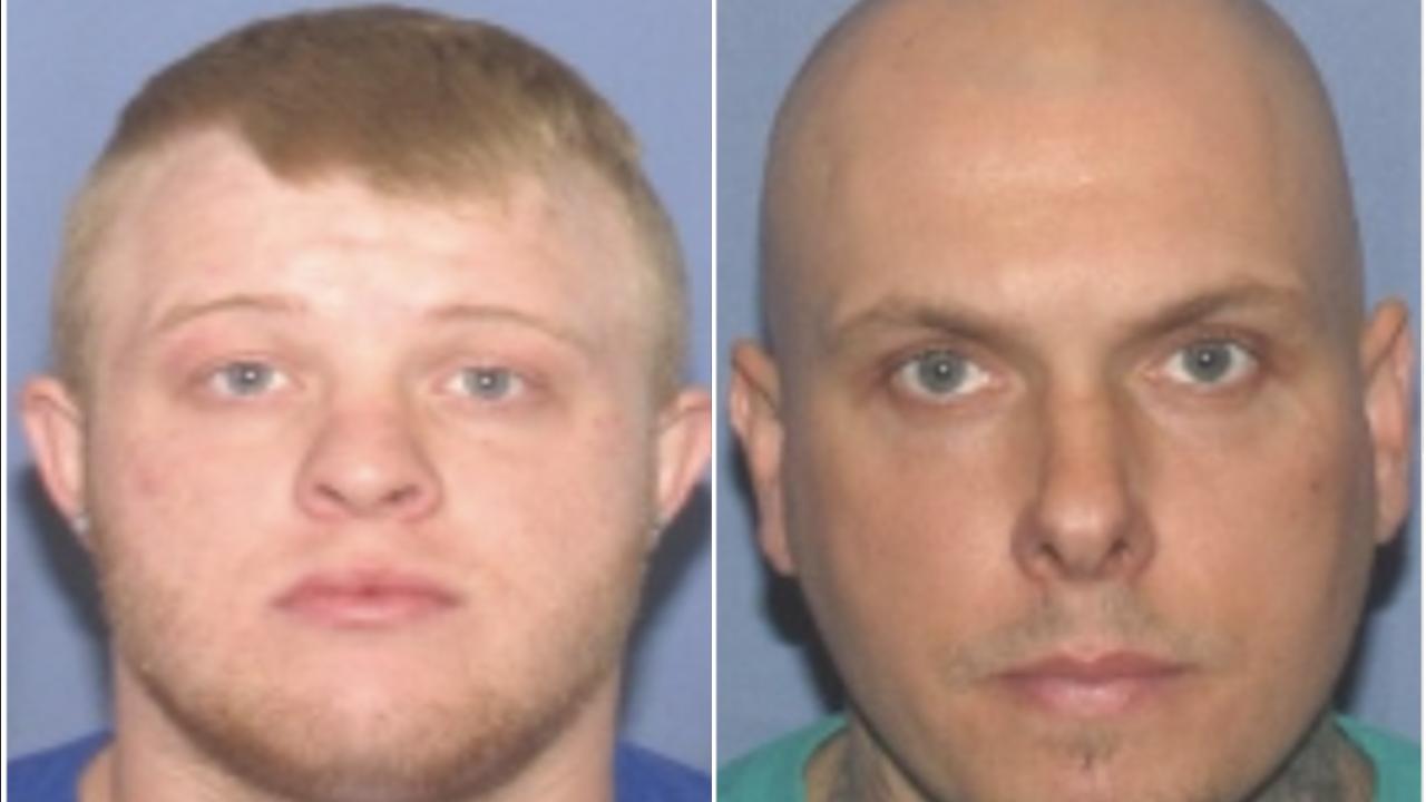 Missing Warren County inmates