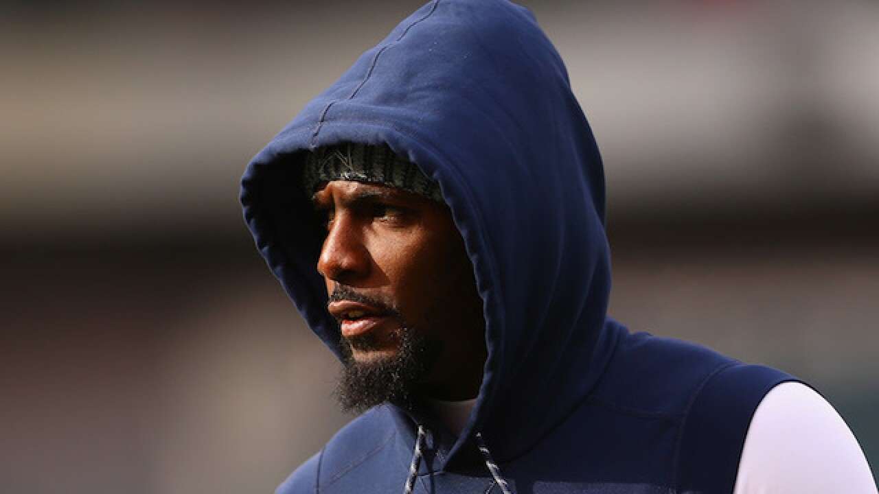 Dez Bryant visits Browns, and now we wait until 'Hard Knocks' next week to see what happened
