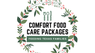 Comfort Food Care Packages: Feeding Texas Families