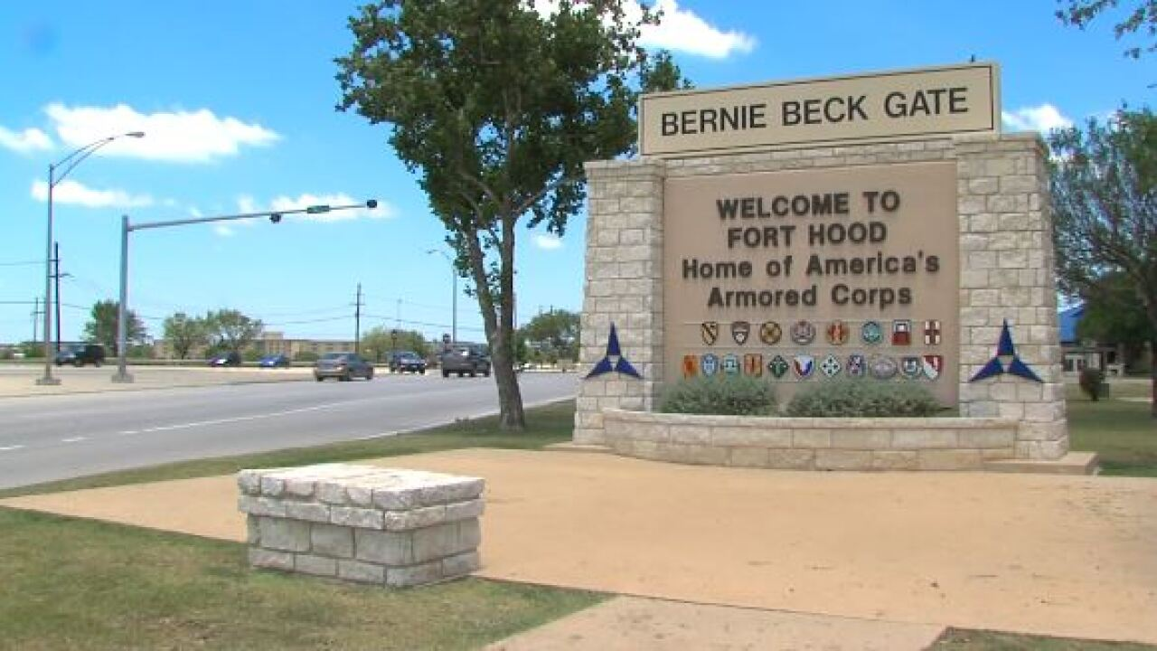 Fort Hood commanding general responds to leadership allegations described in 'The Intercept'