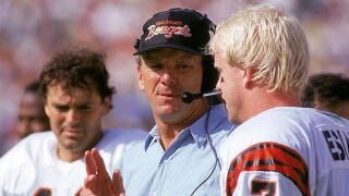 Former Bengals coach Sam Wyche heads home after surgery