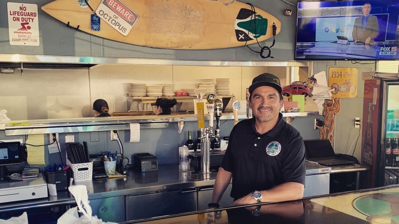 Bajamar still serving seafood and tacos downtown