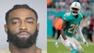 Reshad Jones, former Miami Dolphins safety arrested