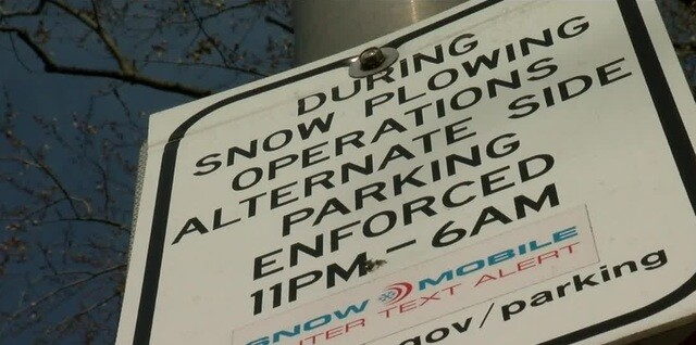10 rules for winter parking on Milwaukee streets