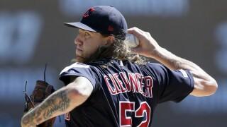 Mike_Clevinger_Cleveland Indians v Detroit Tigers