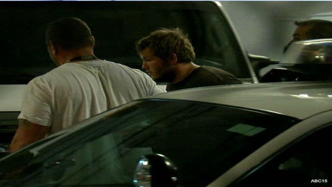 Suspect arrested in Phoenix freeway shootings