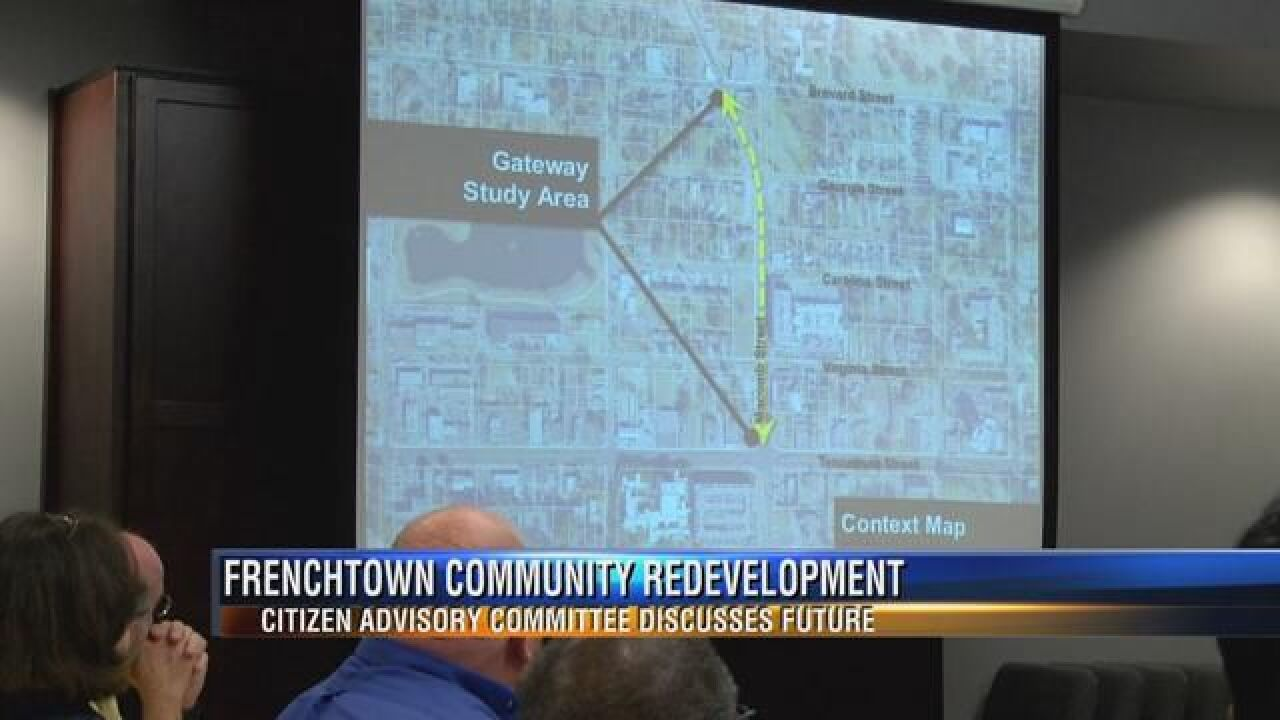 Frenchtown Community Discusses Multi-Million Dollar Housing Project