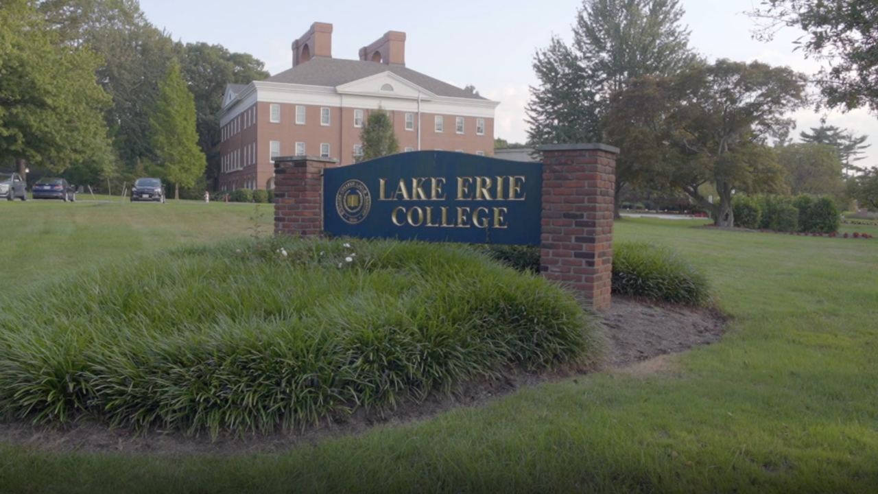 Painesville's Lake Erie College