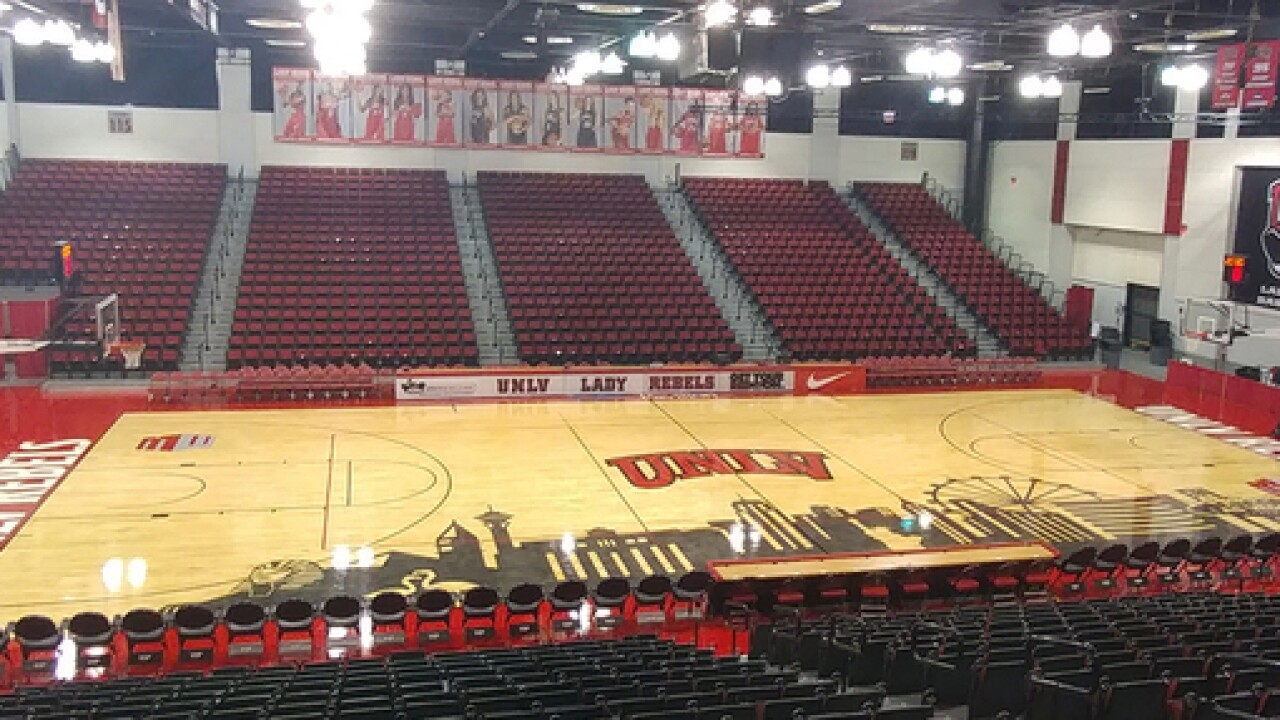 Lady Rebels to debut new court Jan. 20