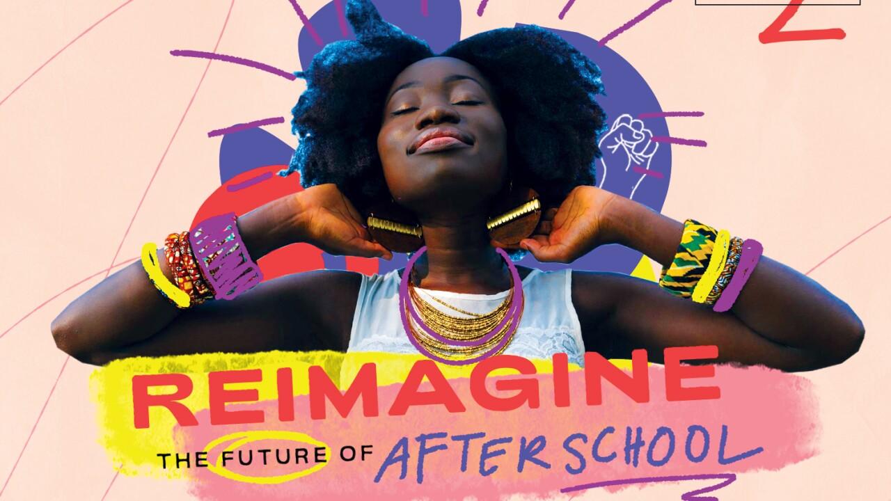 Generator Z initiative pays teens to reimagine after school programming