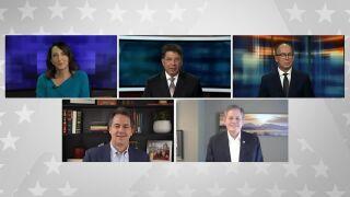 Bullock, Daines tear it up in final U.S. Senate debate